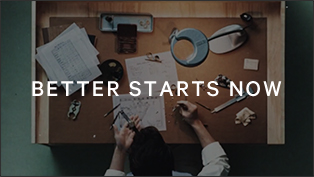 """BETTER STARTS NOW"" Special Site"