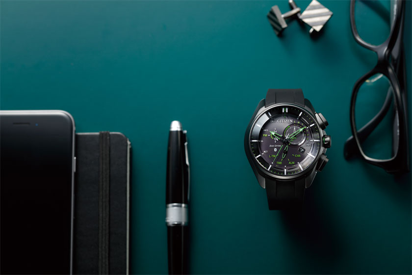 Eco-Drive Bluetooth | CITIZEN WATCH Global Network