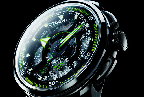 d956e89cd34 CITIZEN launches two new SATELLITE WAVE GPS F990 Limited Edition ...